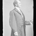 Image for the Tweet beginning: Unidentified Man, c. 1860-1870