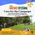 WHAT A DIFFERENCE A FENCE MAKES When Ricky Jenkyn fenced his cattle off the Campaspe River, the revegetation & water quality changes were dramatic. Meet Ricky as part of the Victorian Nature Festival – https://t.co/3uafRTHbcP  #victorianaturefestival #nature #connectwithnature