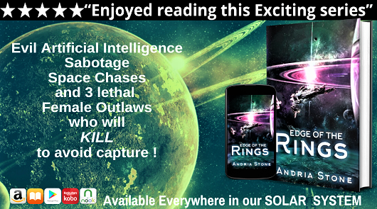 #scifi #scifidaily #scifibooks #sciencefiction #SciFiFri #SpaceOpera #read #Paperback #audiobook #Audible #YA #followfriday #Fiction #writers #ShamelessSelfpromo #ShamelessSelfpromoSaturday  Follow: @andria_mavrek🌟EDGE of the RINGS🌟 🚀Booktrailer: https://t.co/r9S9Bjs3pO https://t.co/aXtX7yuZw1