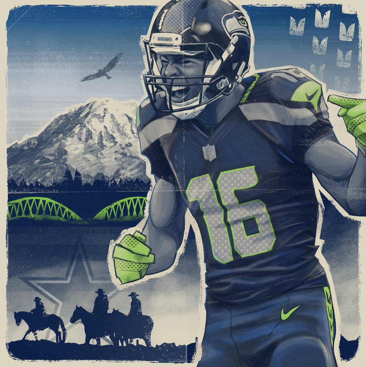 THAT'S THE GAME!   Your #Seahawks are 3-0! https://t.co/FQ2c66HyrQ