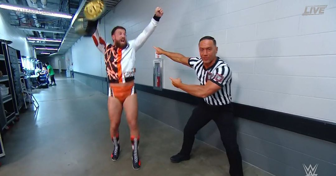 Drew Gulak Wins The WWE 24/7 Title At Clash Of Champions (Video)