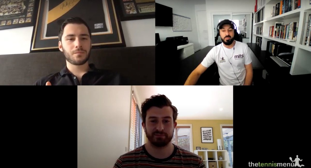 FRENCH OPEN DAILY SHOW!   We're recording DAILY, talking all things #RolandGarros with @BreakPointPod!   Day one will drop soon 👀   LIKE us on Facebook 👍 SUBSCRIBE on YouTube 👉 https://t.co/OZnTyYXHD9 SUBSCRIBE on Spotify 👉 https://t.co/BKbEt1qPis https://t.co/mWbRAYcAbF