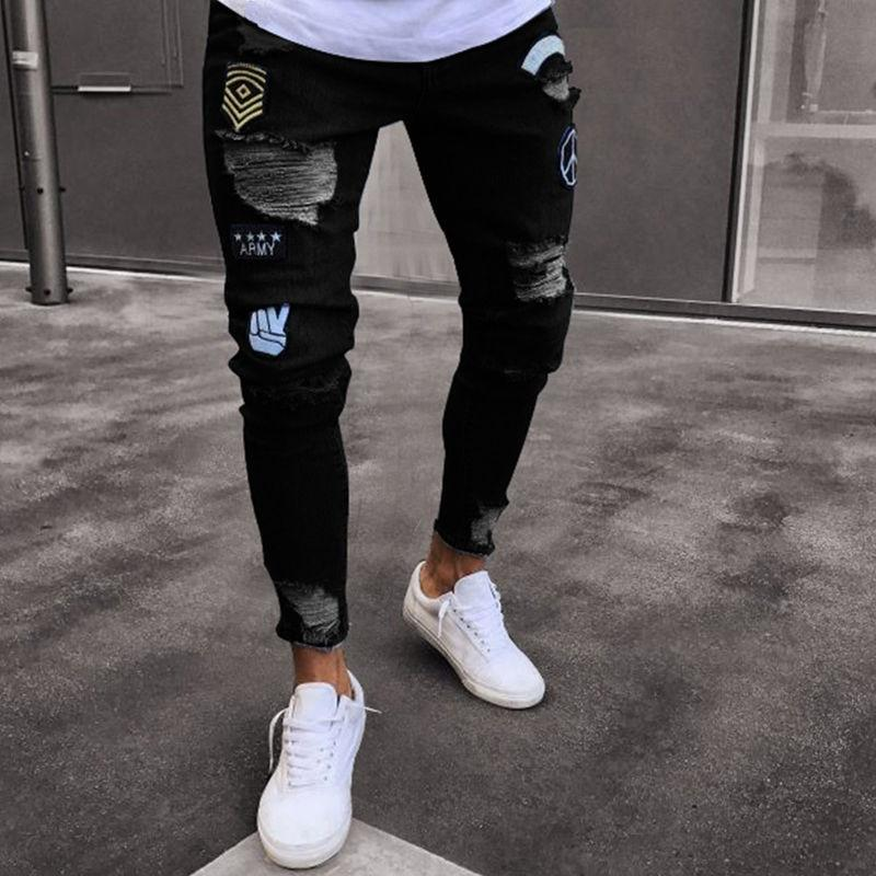 Casual Thin Denim Pants Available at  https://t.co/anVAby1vYl #clothing #fashion #style #clothingbrand #clothes #tshirt #apparel #streetwear #ootd #brand #shopping #fashionblogger #onlineshopping #design #distro #outfit  #clothingline #like #streetstyle #tshirts #mensfashion https://t.co/ZJqmu80P5m