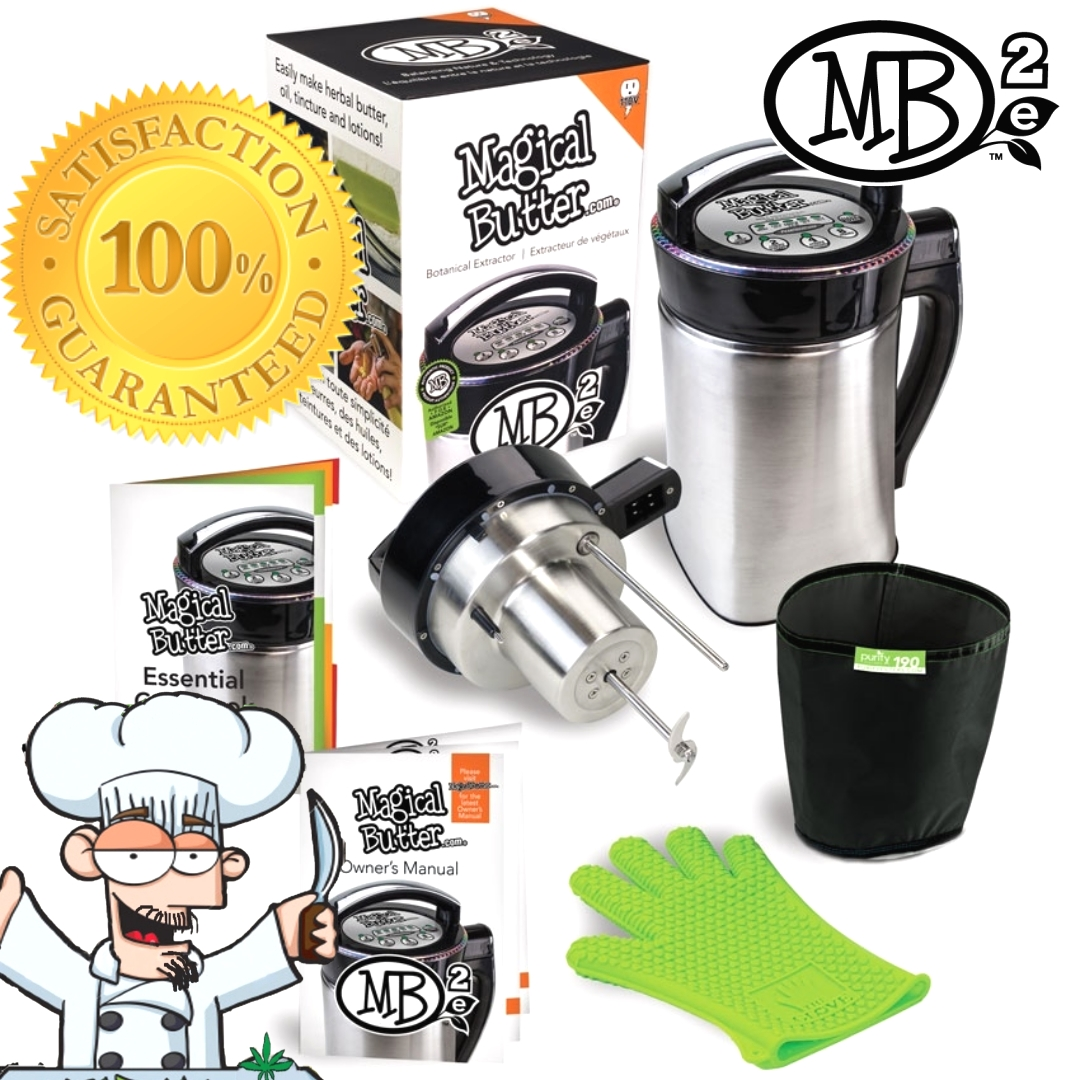 Chef 420s Product Review-The Magical Butter Herbal Infuser. Thinking about making your own infused Edibles? check out my review.  >>https://t.co/YJAr84m7nW  #Edibles #Medibles #CookingWithCannabis #CannabisChef #CannabisRecipes #InfusedRecipes @MagicalButter #CannaFam https://t.co/LvyBcbN2H2