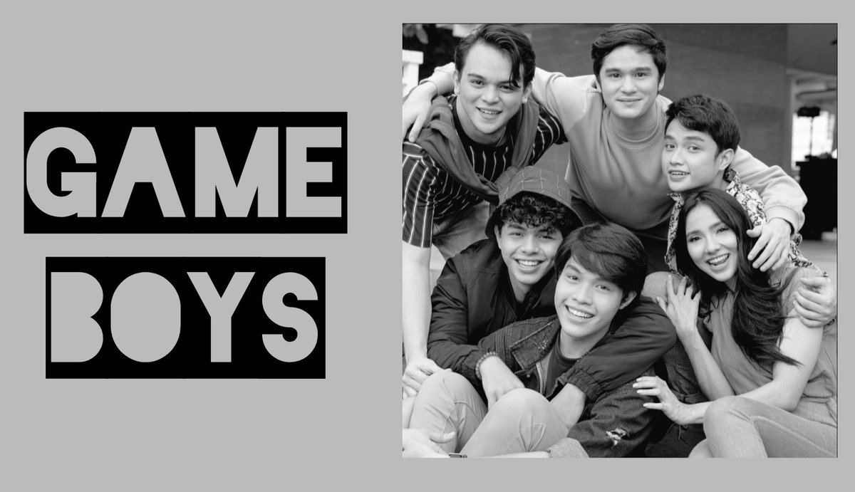 The Beauty of Complex Characters, the Power of Excellent Actors  and how  #GameboysTheSeries taught us that it's about time BLs should normalize having both:A Character-Study and Acting Appreciation Thread —