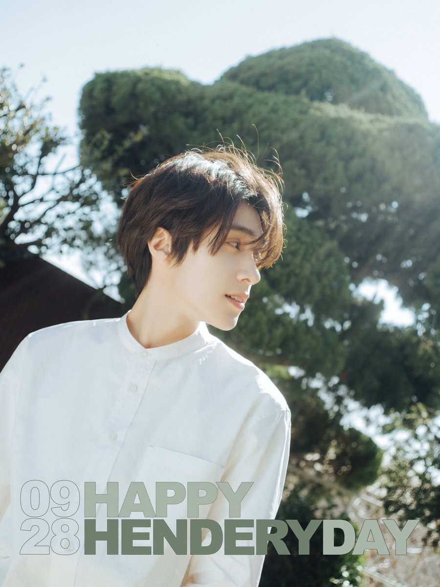 🎂#HappyHENDERYDay🎂 ⠀ 黄冠亨生日快乐💚 ⠀ #黄冠亨0928生日快乐 ⠀ #HENDERY #黄冠亨 #威神V #WayV #WeiShenV https://t.co/07jrnpgT8F