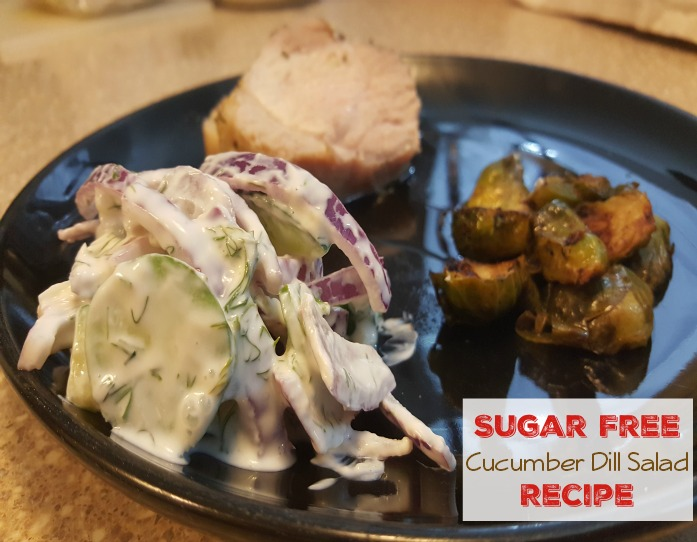 Sugar Free Cucumber Dill Salad Recipe  https://t.co/zTbrfenT6d #ketogenic #healthy #recipes #paleo #lchf #lowcarb #keto #ketolove #ketodiet #ketorecipes https://t.co/YYuzxXksmk