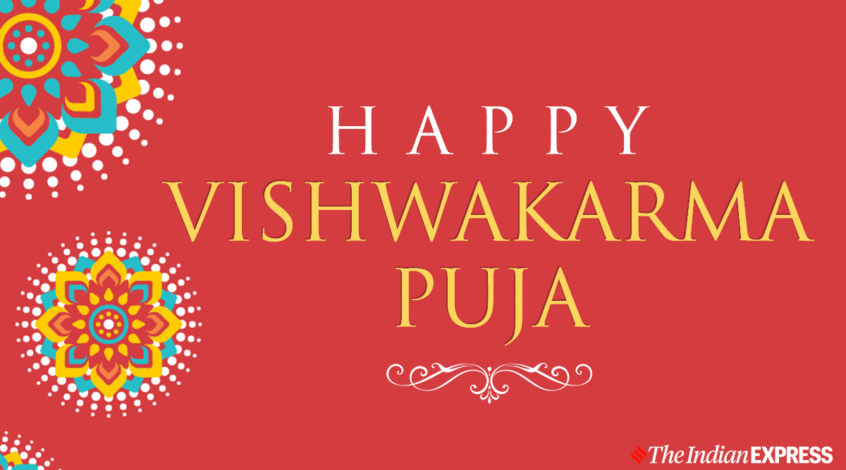 Happy Vishwakarma Puja 2020: Wishes, Images, Quotes, Whatsapp Messages, Status, Photo https://t.co/f7FpAzsXXu via @indianexpress #lifestyle https://t.co/3bhOHCupmE