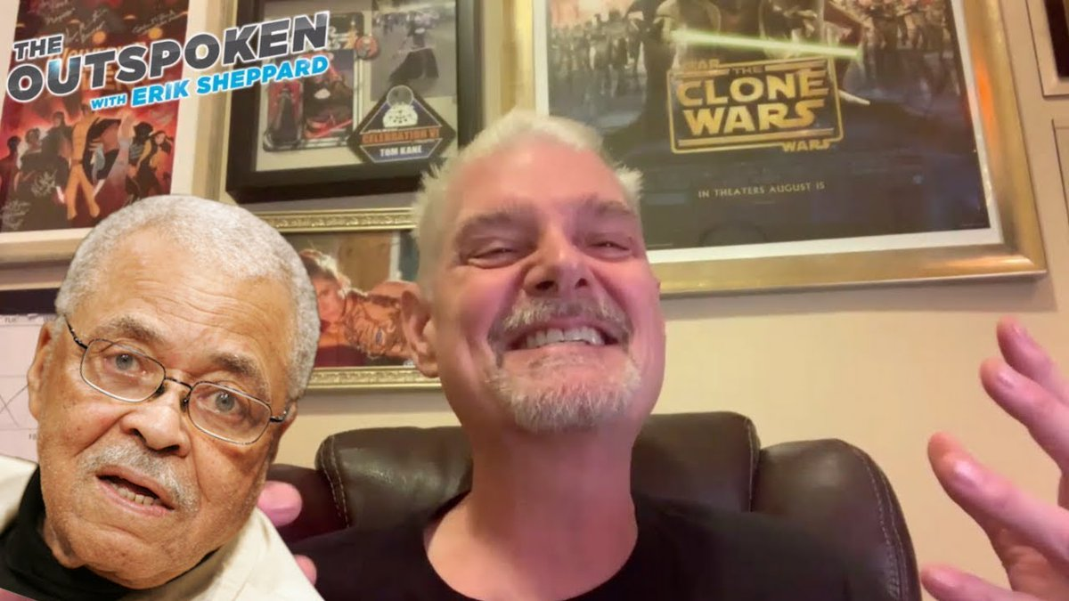 The voice of #Yoda @TomKaneVO on the voice of #Vader @jamesearljones in this quick Outspoken cliphttps://t.co/FUyeZWXEEh #VO #voiceover #StarWars https://t.co/NNFJaCQqzF