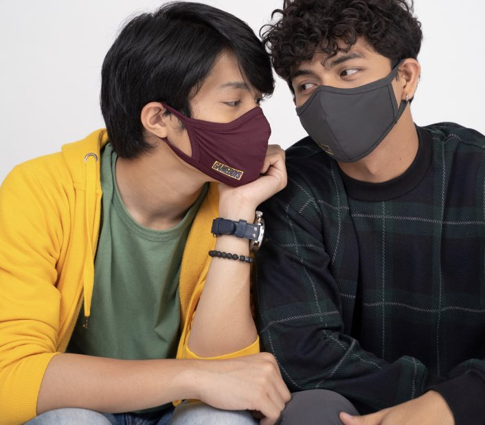 Entrusting Kokoy de Santos and Elijah Canlas to be lead stars for GAMEBOYS was not just a POWER MOVE;  @theideafirst_co was literally FLEXING that they don't have to choose between TALENT and VISUALS; because why choose when they can give us BOTH and still offer so much MORE?