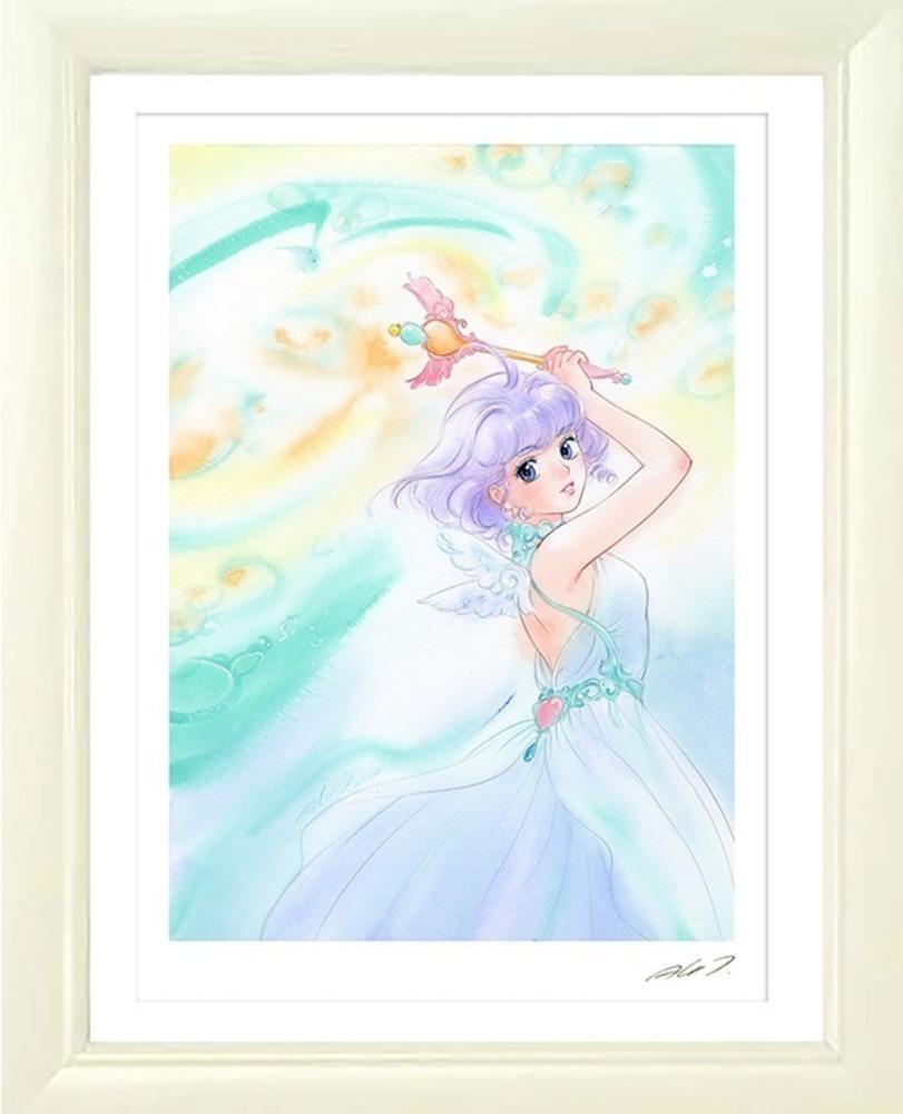「魔法の天使 クリィミーマミ」の原画&グッズを展示販売、「高田明美展」が銀座三越で -