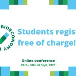 Image for the Tweet beginning: Remember, students can register free