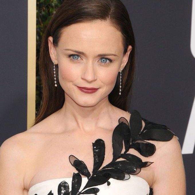 Happy birthday to emmy award winner alexis bledel i love you queen