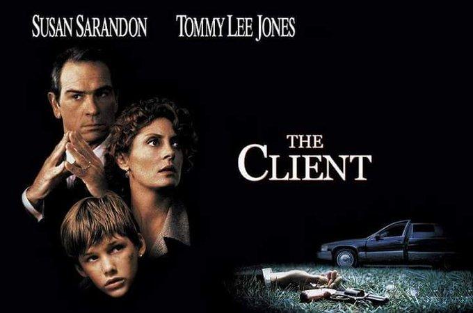 My closing Tuesday night movie. Happy Birthday, Tommy Lee Jones!