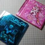 Image for the Tweet beginning: 添付の2枚は今でも所持しており、宝物です(^_^.) #電脳戦機バーチャロン #バーチャロン #Virtualon #OST