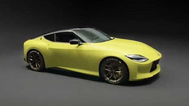 日産自動車、フェアレディZのプロトタイプ車両を公開!