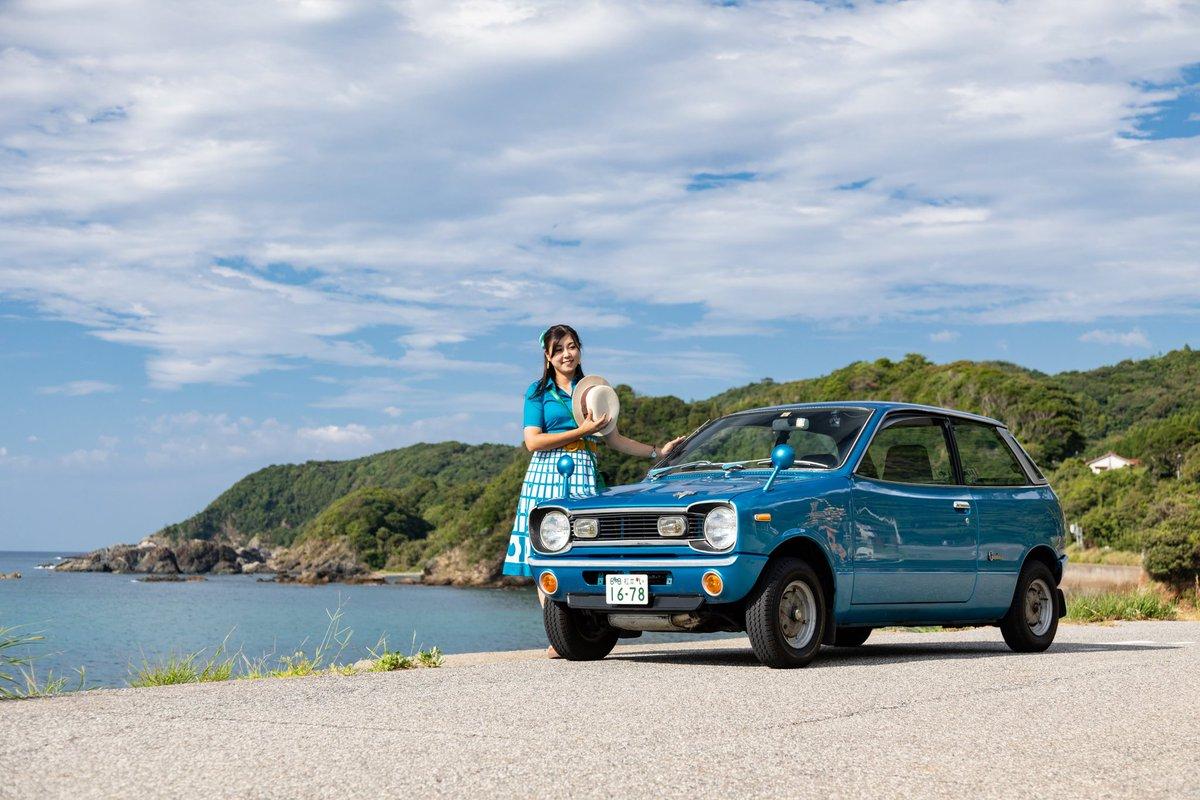 test ツイッターメディア - @momokyun84 昭和の物は物持ちもよくデザインもこだわっていて可愛い物がたくさんありますよね(*^^*)  フィガロいいですね(*^O^*)  良い車ですょ(*≧∀≦*)  もし機会がありましたら遊びに来てくださいね♪ https://t.co/JXj59hNOXZ