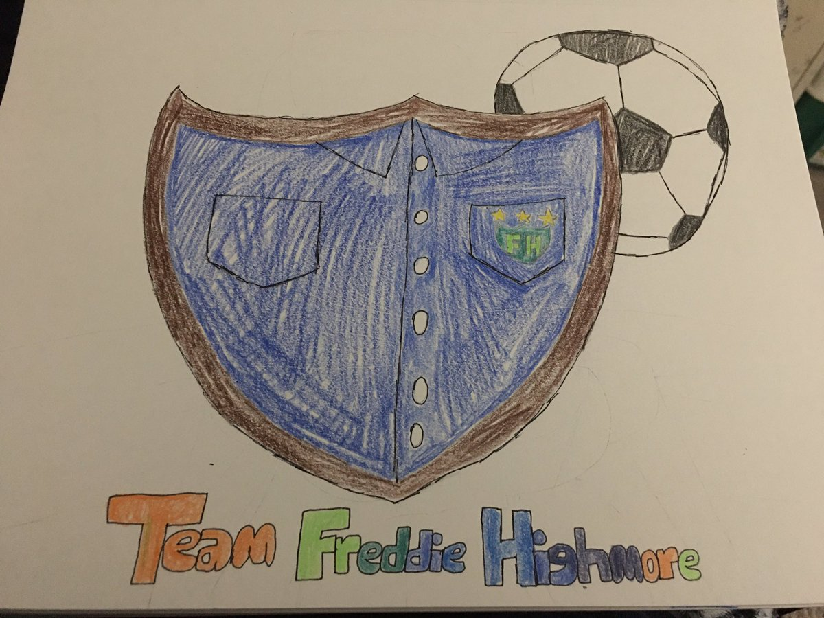 #FanArt #Remake: Fanmade team shield for one of my favorite actors/actresses, #FreddieHighmore(#CharlieandtheChocolateFactory, #BatesMotel, and #TheGoodDoctor). 😁❤️🧡💛💚💙💜 https://t.co/eodLgMxnFx