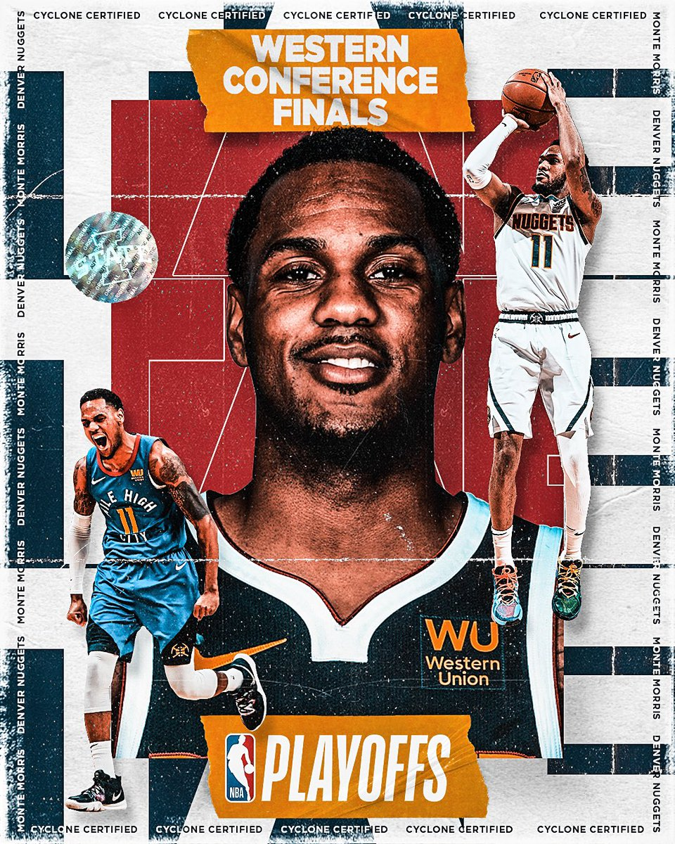 Coming Up: Cyclone on Cyclone Western Conference Finals! 🌪 #NBA https://t.co/wmtWOOxnzz