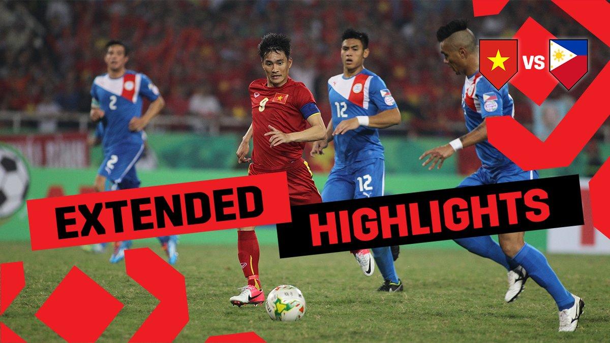 🇻🇳 vs 🇵🇭 🏟️ My Dinh National Stadium #AFFSuzukiCup 2014 Group Stage  𝗖𝗮𝘁𝗰𝗵 𝘁𝗵𝗲 𝗽𝗿𝗲𝗺𝗶𝗲𝗿𝗲 𝗼𝗳 𝘁𝗵𝗲 𝗲𝘅𝘁𝗲𝗻𝗱𝗲𝗱 𝗵𝗶𝗴𝗵𝗹𝗶𝗴𝗵𝘁𝘀 𝘁𝗼𝗺𝗼𝗿𝗿𝗼𝘄 𝗻𝗶𝗴𝗵𝘁!   𝙇𝙄𝙑𝙀 𝙤𝙣 𝙤𝙪𝙧 𝙔𝙤𝙪𝙏𝙪𝙗𝙚 𝙘𝙝𝙖𝙣𝙣𝙚𝙡 👉 https://t.co/qNgaEBtoJC https://t.co/RxzUi4RtdO
