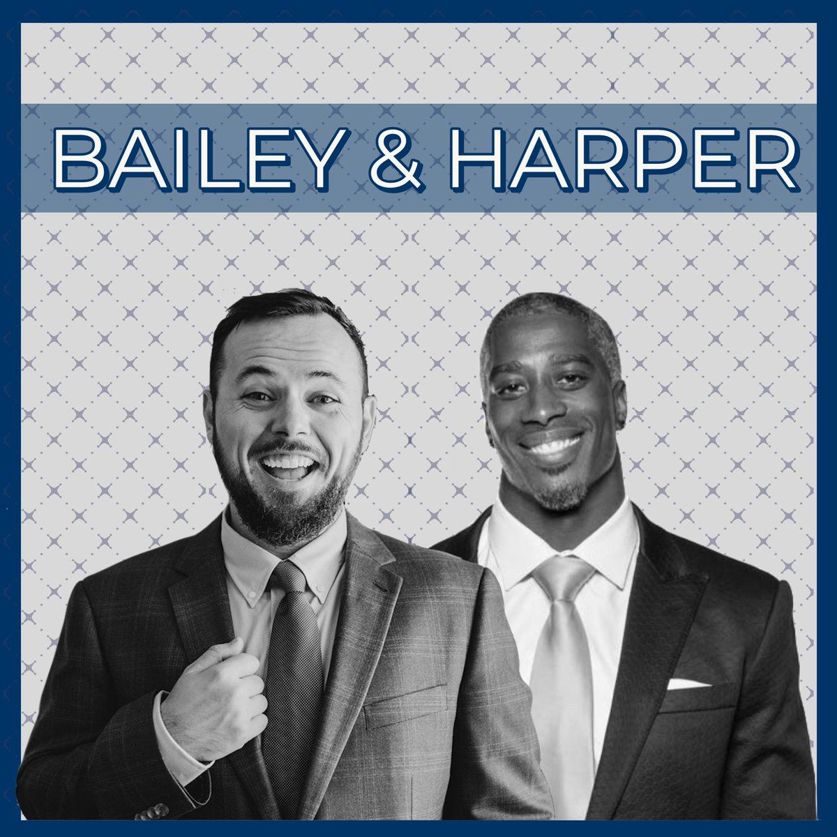 """Ep 8 - """"A Little Bit of Everything""""  Not to get all sentimental, but @Harp41 is my guy. Eternally optimistic and always ready to give me a pep talk or entertain a wild idea. Find you a buddy like Roman Harper.   Spotify:  https://t.co/zL08S6GAY4  iTunes:  https://t.co/lGcGkQjh8w https://t.co/lsra3D95Kq"""