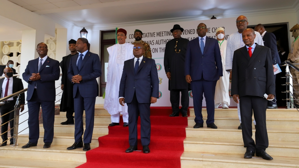 west-africa-bloc-fails-to-reach-agreement-with-mali-military Photo