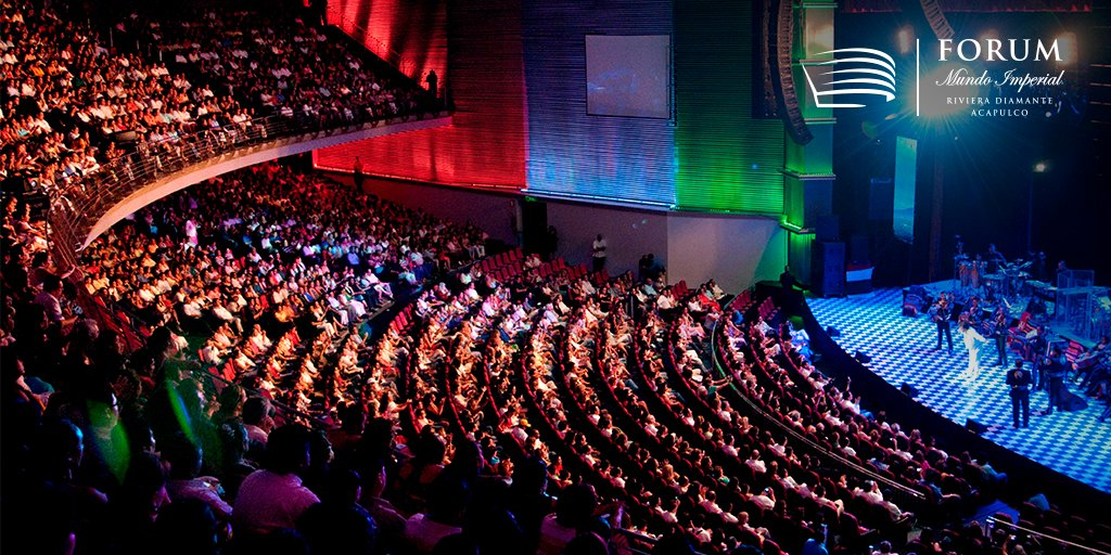 México siempre presente en las instalaciones de Forum Mundo Imperial. #ForumImperial #RivieraDiamanteAcapulco https://t.co/NDuEo0qYvO