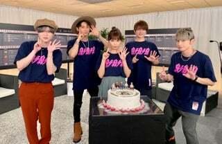【ニュース】モデルプレス「AAA、デビュー15周年記念日に集結 ファンに感謝伝える」 #AAA