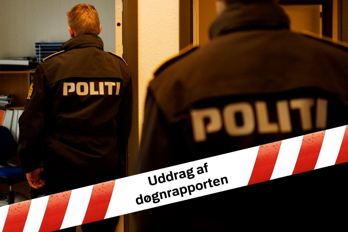 Vidner søges til overfald i Roskilde stationscenter, livløs mand fundet på Revlen i Køge og to 12-årige stjal make-up og tøj  - Læs mere i dagens uddrag af døgnrapporten #politidk https://t.co/Wh3xZFaGnK https://t.co/4MJa0oVMQQ