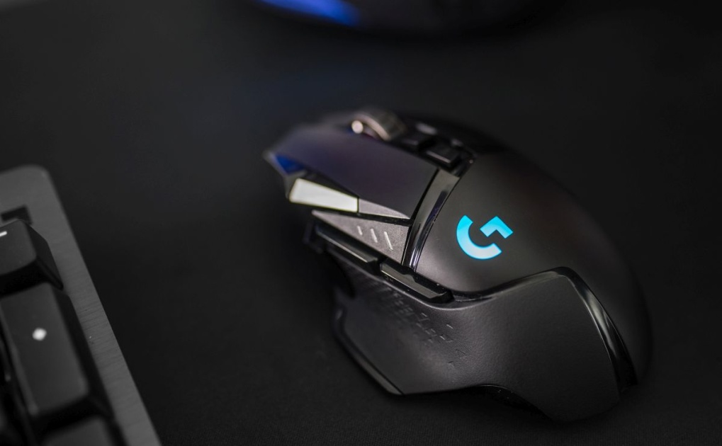 Logitech G mice get the world's first sub-micron sensor with an update