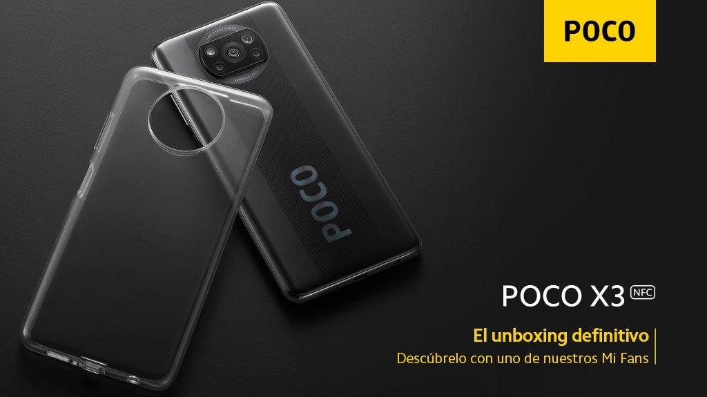 No hace falta decir que el #POCOX3 NFC, ¿lo tienes ya? ¡Comparte tu foto con #OrgullodePOCO! Si quieres conocer un poquito más nuestro producto, uno de nuestros #MiFans ha realizado un pedazo de unboxing que puedes ver aquí: https://t.co/3fgeJlhYfE https://t.co/i3iJT7WD0J