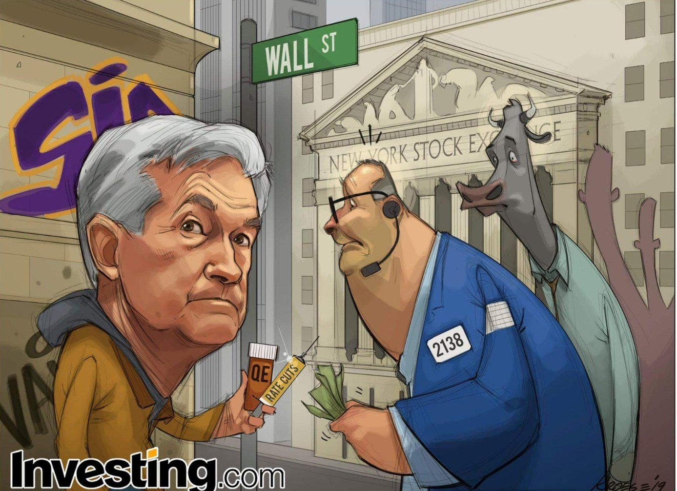 us-stocks-close-lower-after-fed-rate-decision Photo