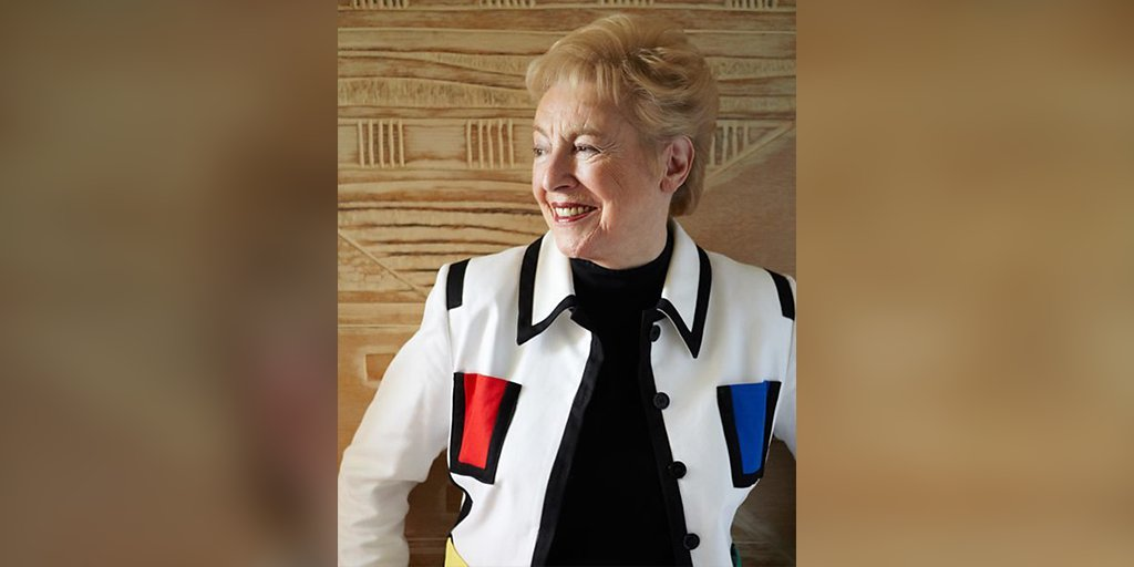 🎂Happy 87th Birthday Companion of Honour @DameStephanie_ Steve Shirley, author of #LetITGoBook, IT entrepreneur and philanthropist - who in 1962 launched a software company staffed entirely by women, and in 2007 made 70 of them millionaires. #WomenInSTEM  💙 #WomenInTech https://t.co/s9LYzZFfrD