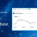 Image for the Tweet beginning: #TrueChain has been added to