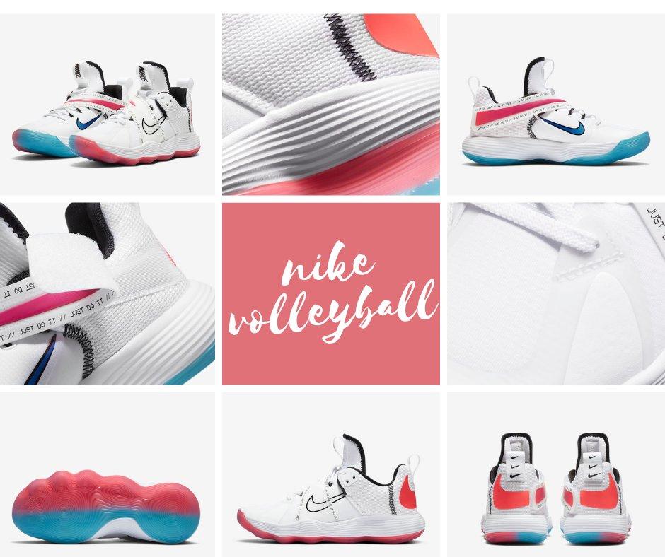 💃Nikeのバレーボールシューズ🕺 めちゃめちゃオシャレカラー新作が届きました❤️💙🤍 https://t.co/KgEWzwxr5Q  #オーカ #海外バレー #バレーボール #バレーシューズ #バレー #バレーボールシューズ #オーカショップ #volleyballshoes #Nikevolleyball #Nike #ナイキ #reacthyperset  #新作 https://t.co/G4cRzQYmFu