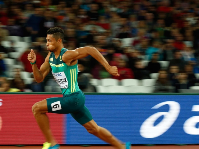 Wayde Van Niekerk Is Back With A Bang [Video] https://t.co/PtfZhmeNe2 https://t.co/ZCnQVuExNQ