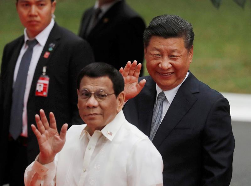 Philippines says engaging Western pharma firms, despite Duterte anger https://t.co/26ud2pTm0Q https://t.co/T5j7pRt1lH