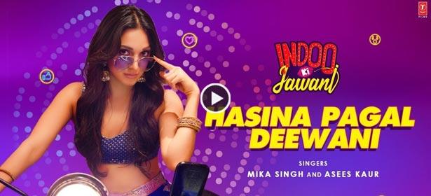 . @advani_kiara gets tipsy on the dance floor in #HasinaPagalDeewani!  #AbirSengupta #IndooKiJawani @MikaSingh @AseesKaur #ShabbirAhmed  #latest #song #video #downloads #santabanta For More Visit :