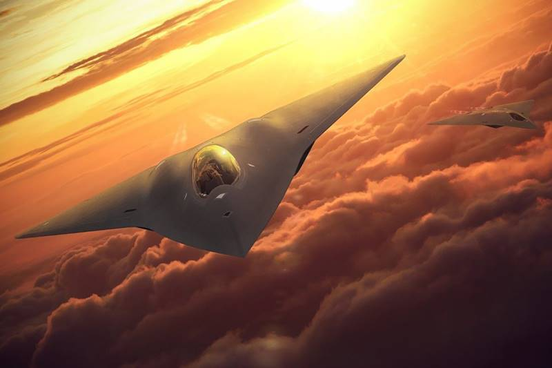 With China On Radar, US Developing A New Variant Of Sixth-Gen Fighter Jet To Battle The Dragon?