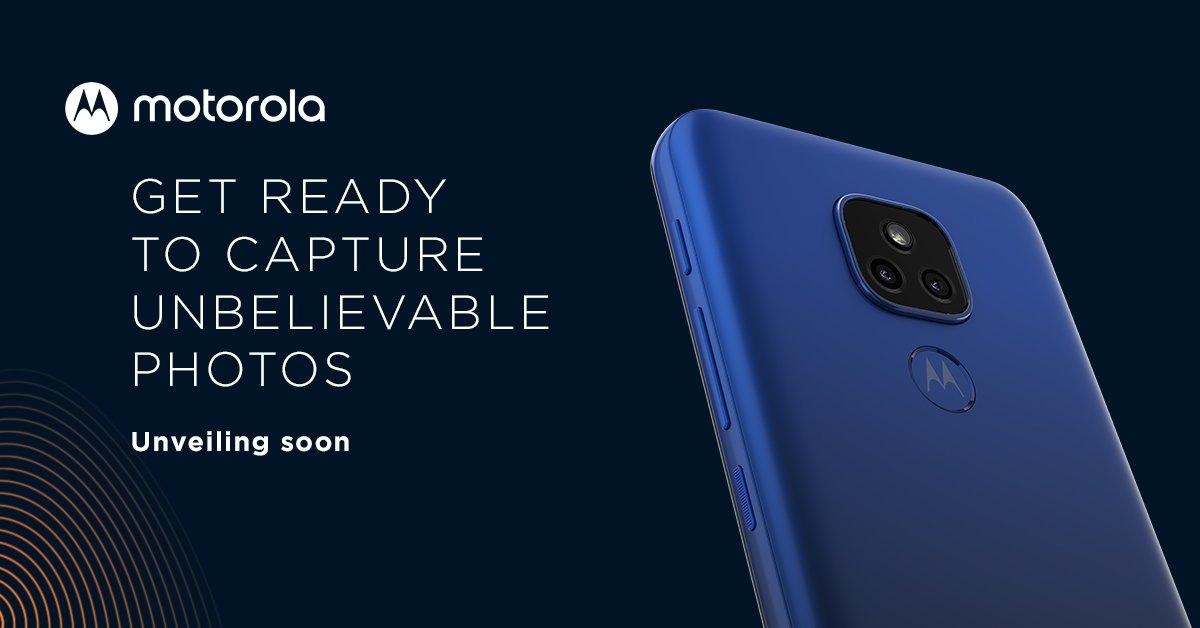 Moto E7 Plus smartphone