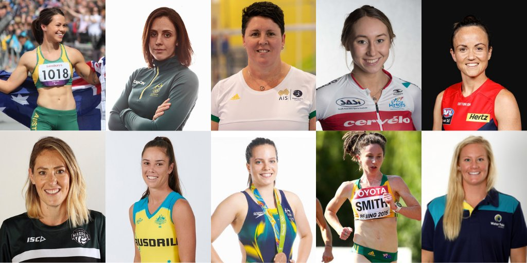 10 current & former female athletes were involved with a focus group to inform activities through the AIS Female Performance & Health Initiative - an initiative to improve health & performance for female athletes.  Official launch coming soon.  #FPHI #FemalePerformanceInitiative https://t.co/ew4boVAXc9