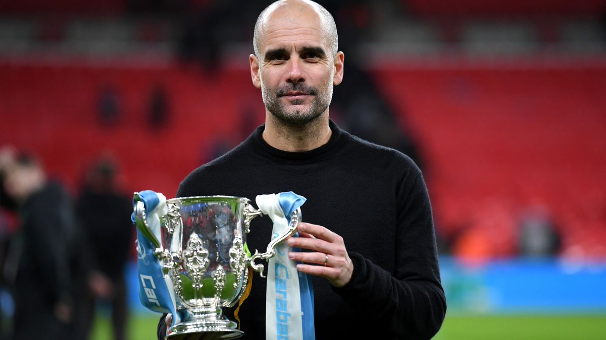 Carabao Cup draw: Man City to face Bournemouth https://t.co/gF4AiAg2gh #cafc #charlton https://t.co/W3Qmru1BZx