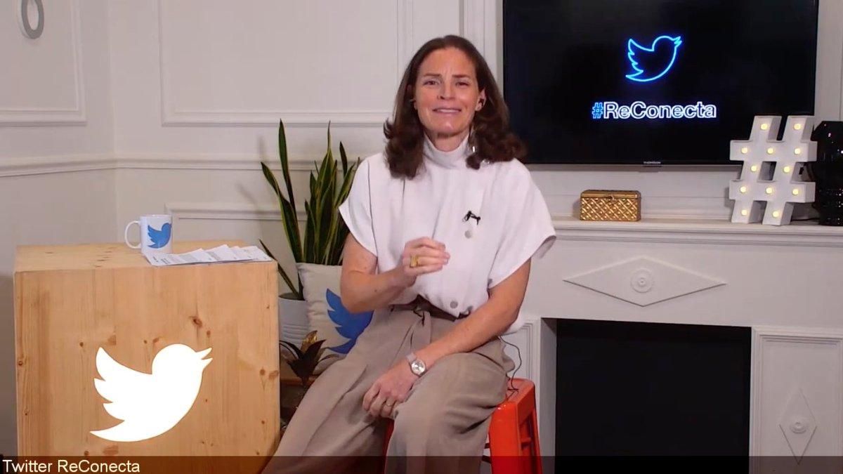 """""""La sociedad de hoy es distinta a la de hace unos meses. Sus prioridades han cambiado y pide a las marcas nuevos compromisos"""", @NathaliePicquot, Managing Director de @TwitterEspana   #Reconecta"""