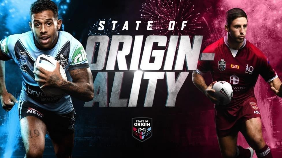 NINE UPFRONTS | Nine looks to build NRL STATE OF ORIGIN into SUPERBOWL marketing event | #nineupfront   https://t.co/w3wuHlwy5q https://t.co/rddA82ycrH