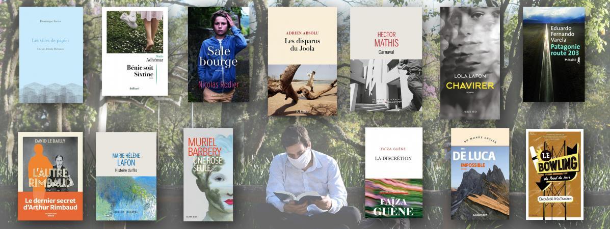 Rentrée littéraire : treize romans coups de cœur @buchetchastel, @EditionsGrasset, @Gallimard, @EditionsPlon, @ActesSud, @NiLEditions , @Ed_Julliard, @Ed_Flammarion, @metailie, @Ed_Iconoclaste, @editionsLattes  https://t.co/A09arAvdVA https://t.co/r6yaLtb3mj