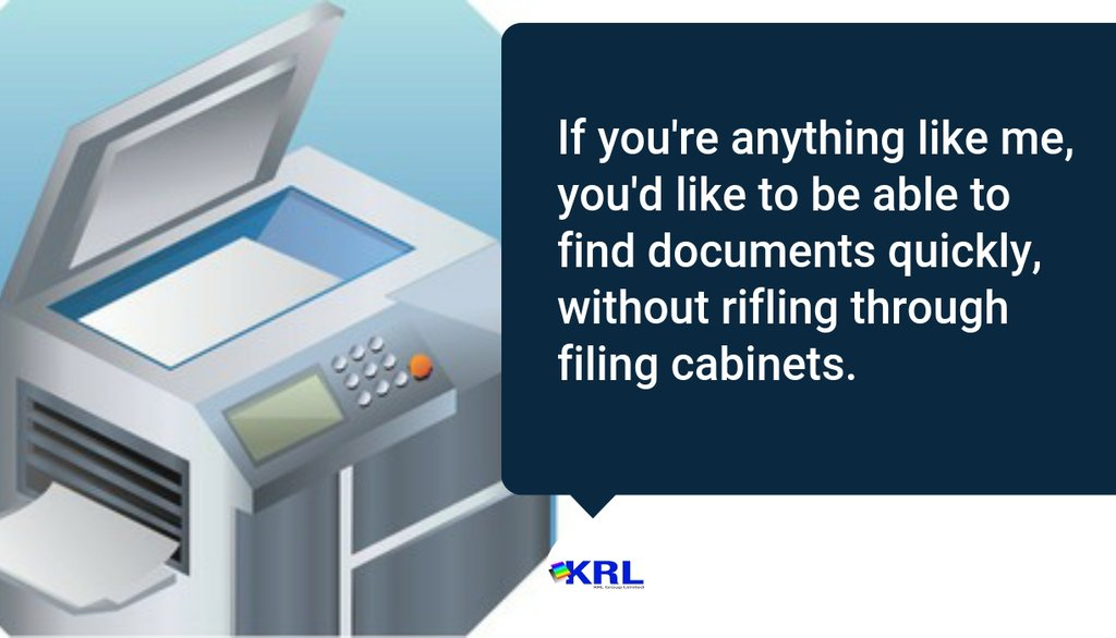 The time taken to find documents dropped from minutes to seconds  Read the full article: Is a paperless office possible? ▸ https://t.co/cq6Hv2s29t  #Business #PrintingVolumesReduced #FrustratingPaperRecords https://t.co/VKW3nmQiKD