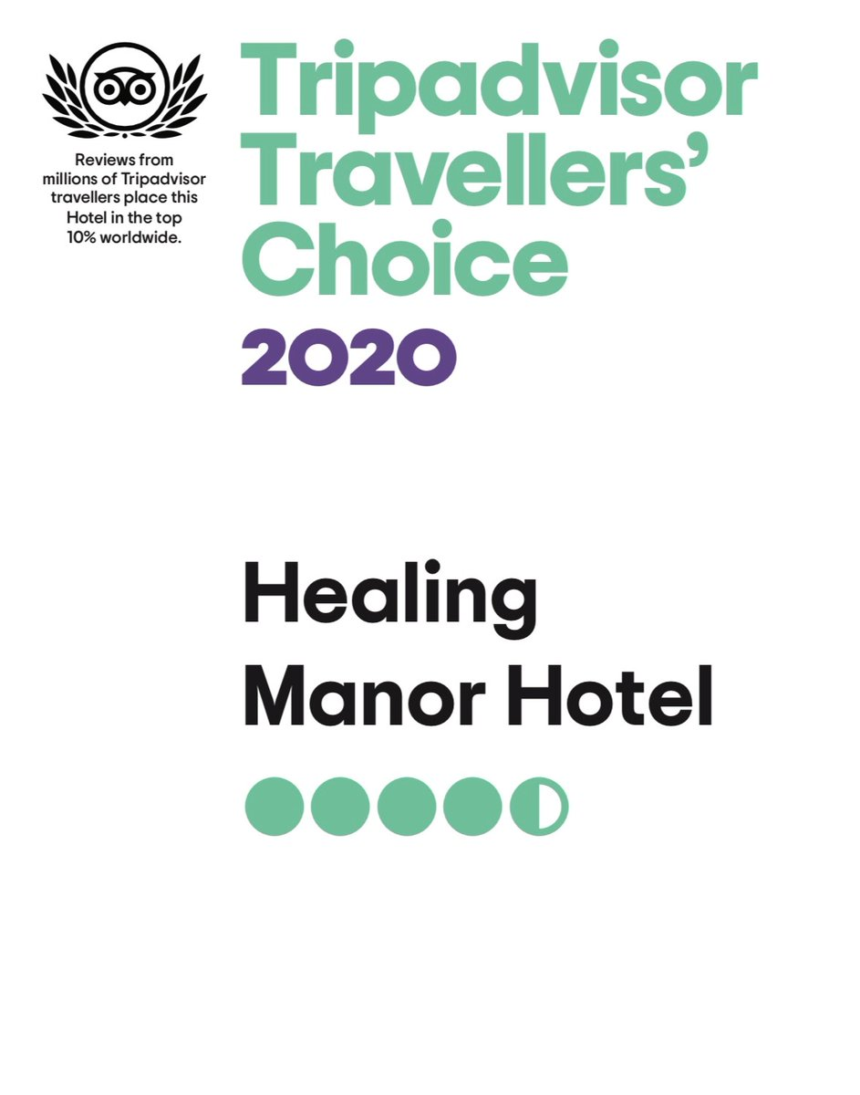 Over the moon to receive our Trip Advisor accolade for being among the world's top 10% of hotels. Awards mean the world but they are the end result of a lot of hard-work and a dedication to continually improving our offering. And we promise to keep changing for the better. https://t.co/YYiH0S2CR6