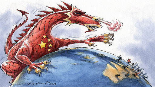 @Reuters Australia and other countries should realize the authoritarian threat by #CCP China, such as its suppression of freedom, political influence, economic manipulation and surveillance. We must resist it together by sanctions and boycotts. #Chinazi #CCP_is_terrorist https://t.co/4CjHDWwb9o