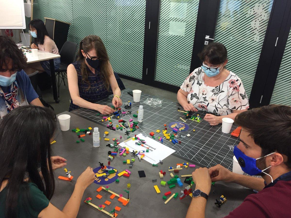 #SavvyThinking #Highlights @Klee_Group: '[#MERCI!] Nous sommes ravis de vous avoir reçus hier à  @joinstationf pour notre atelier #LegoSeriousPlay, un grand merci ! Bravo à Fanny Mercadal, Emmanuelle Blanck & l'équipe #… https://t.co/fkYiAbJX9j, see more https://t.co/EoSViFVYT2