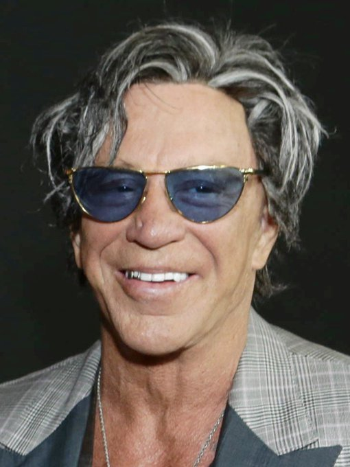 Happy 68th Birthday Mickey Rourke!! Did you know he became a professional boxer in 1991 but retired in 1995?